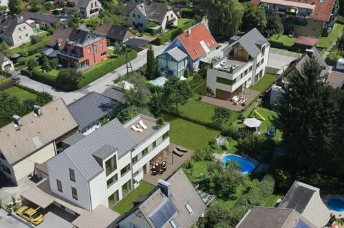 WEITBLICK IN GNEIS:  Dachterrassen-Maisonette mit Hauscharakter im 2-Parteien-Neubau