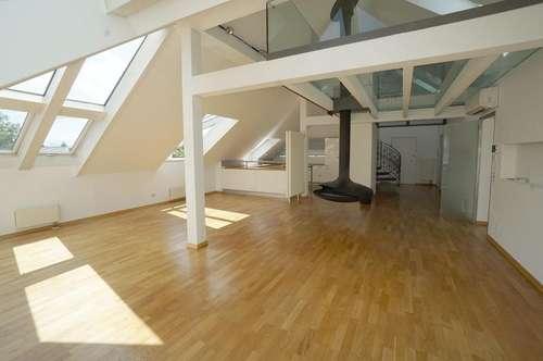 Glanz unterm Dach! Wohnung mit Loft-Charakter  und modernem Wohnstil!