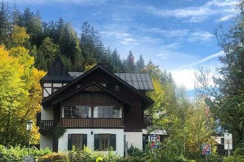 Für einen Dornröschenschlaf  zu schade! Original historische Seevilla  am Altaussee