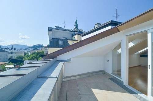 Lichtdurchflutete 172 m² Luxuswohnung mit traumhaften Panorama-Stadtaussichten
