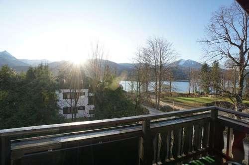 Zweitwohnsitz-Wohnung mit Seeblick und großem Badeplatz inklusive!