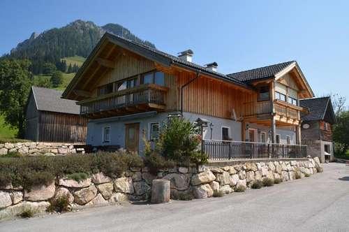 Bauernhof in Allein - und Aussichtslage auf 1.075 m Seehöhe