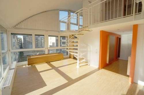 Salzburg-Süd: 2 Zimmer Maisonette Wohnung mit Bergblick