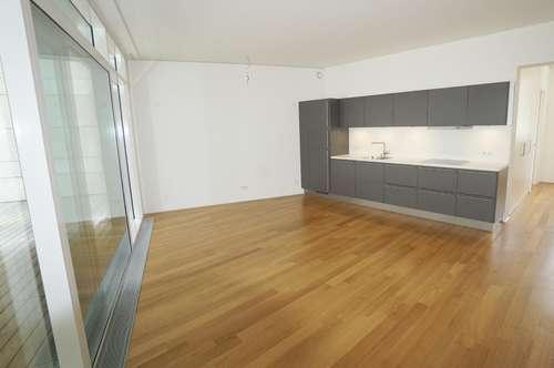 ERFOLGSGEHEIMNIS RIEDENBURG!  Trendige und zentrale 2-Zimmer-Wohnung  mit 36 m² Relax-Terrasse!