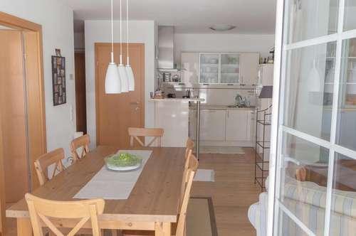 OBERTAUERN: WOHNEN DIREKT AN DER SKIPISTE! Moderne 3-Zimmer-Wohnung mit 35 m² Sonnenterrasse!