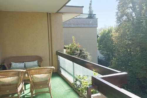 HEREINSPAZIERT IN LEOPOLDSKRON!  Ruhige Terrassenwohnung -  Stadtvorteil fußläufig erreichbar!