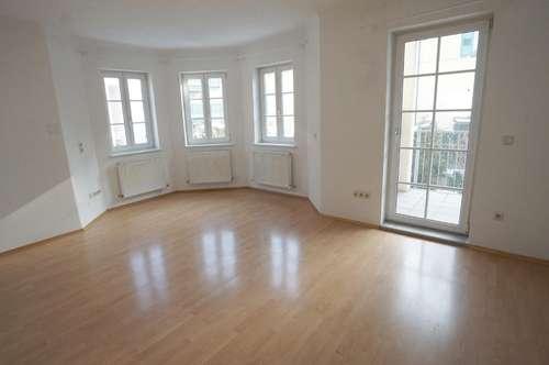 NÄHE MAYBURGER-KAI! 88 qm Wohnung mit großem Balkon und Garten-Zugang