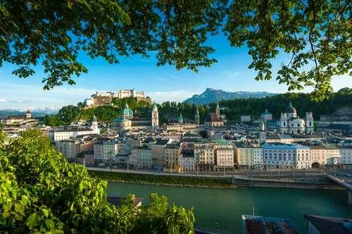 Himmel über Salzburg! Sonnenstunden genießen in  absoluter Wohn-Rarität
