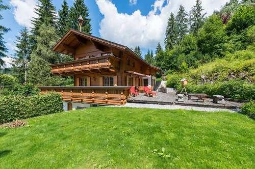 Mountain Home Wagrain mit Einliegerapartment