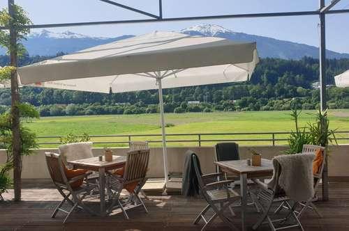 Gut frequentierte Gastronomieeinheit im SOHO Innsbruck