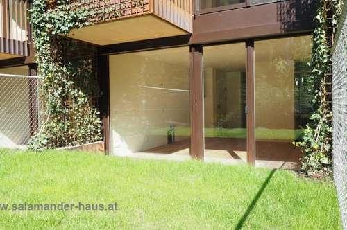 SALAMANDER - Typ 2: 2 Zimmerwohnung mit Garten