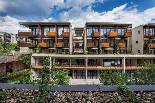 SALAMANDER 2D7 - 2 Zimmer Wohnung inkl. TG-Platz
