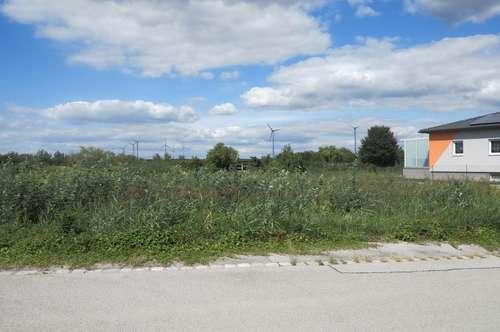 Grundstück in Wilfleinsdorf- Bruck/Leitha
