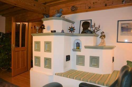 Ebenau: Top Familienhaus mit Büro/Whg. - SBG