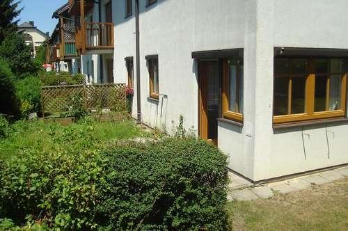 Schöne 3 Zi-Garten-Wohnung mit TG