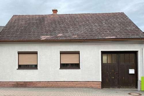 Einfamilienhaus mit Garten nähe Therme Stegersbach