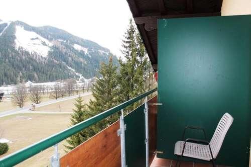 2 Zimmerwohnung mit Balkon nach Süden
