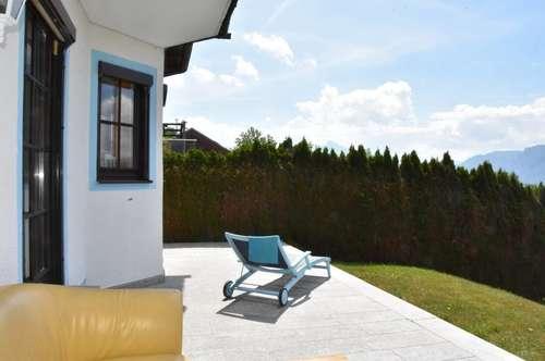 3 Zi.-Wohnung mit großer Terrasse & Garagenstellplatz & Kellerraum