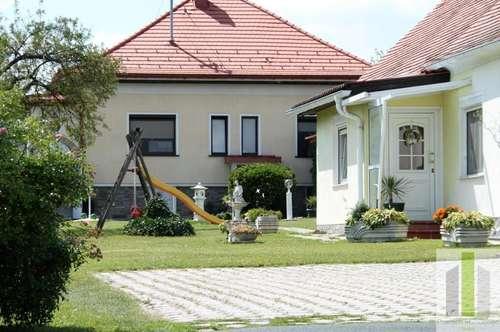 Preisreduziert!! 2 Landhäuser mit großem Garten mit vielseitiger Verwendung! - Burgenland