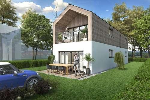 Top-Neubau Einfamilienhaus in super Lage von Bürmoos