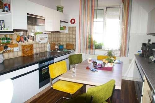 2 Zimmer Wohnung mit Gartenanteil