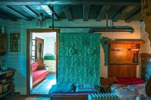 Holzhaus mit einzigartiger Atmosphäre
