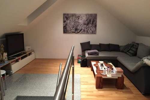 3 Zimmer Maisonette Wohnung