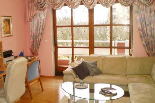 Schöne Eigentumswohnung in ruhiger Lage in Haselbach