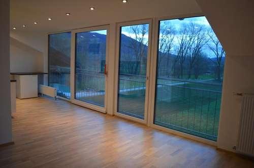 Schöne, sonnige 2 Zimmer-DG-Whg mit Panoramablick!!!
