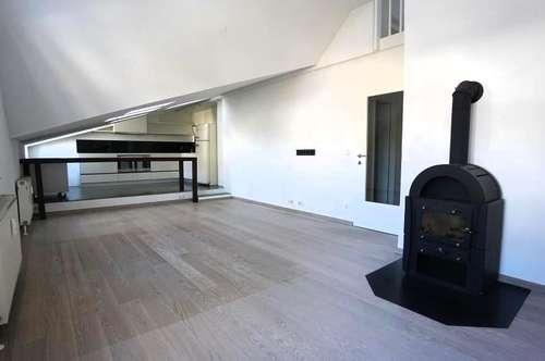 Hochwertige, exklusive 3 Zimmer Dachgeschoß Maisonette im Herzen von Salzburg in ruhiger Citylage