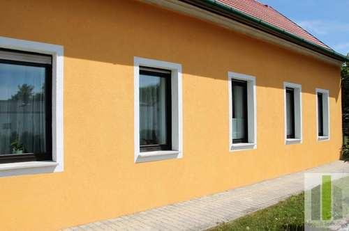 Einfamilienhaus mit 3 Garagen