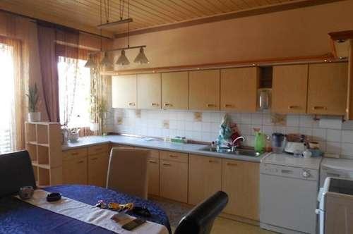 3 Zimmer Wohnung mit Garten