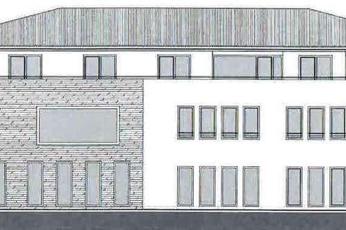 Bauvorhaben Il Sasso: Gschäftsfläche, Büro oder Praxis in Strasswalchen