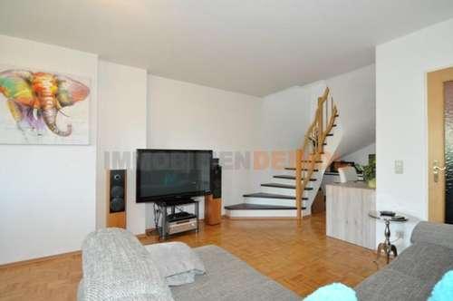 Schicke Maisonette-Wohnung mit Carport in Ostermiething
