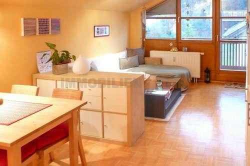 Gepflegte 2-Zimmer-Wohnung in Oberndorf / Ziegelhaiden