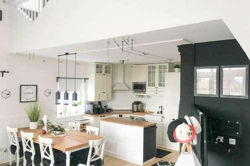 Stylische Maisonette-Wohnung mit Carport in Sankt Pantaleon