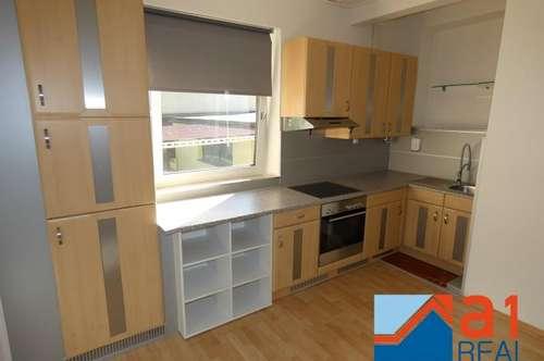 2-Zimmer-Wohnung in Linz mit Gartenbenutzung