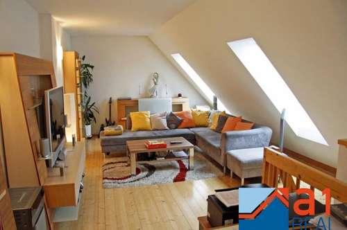 Wunderschöne Loftwohnung mit Dachterrasse!