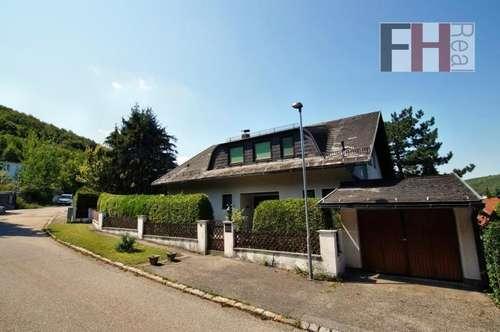 Großzügiges Einfamilienhaus mit Fernsicht nahe Wienerwaldsee!