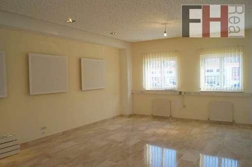 Schönes Büro auch zu Wohnzwecken geeignet, in Purkersdorf/Gablitz, 65m², 2 Zimmer, kl. Küche + Nebenräume, alles zentral begehbar!