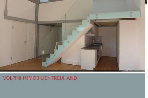 Coole DG-Wohnung im Finanz- u Kulturzentrum von Linz - Erstbezug!!!