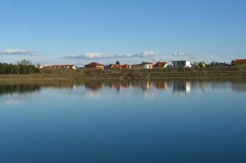 ACHTERSEE - Sonnige, exlusive & klimatisierte Doppelhäuser mit Toskana-Flair - HAUS 14 - MASSIVHAUS!