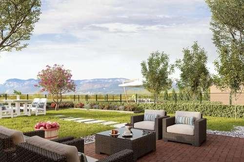 ACHTERSEE - 5 von 16 schlüsselfertige, exlusive & klimatisierte Doppelhäuser mit Toskana-Flair - HAUS 12 - MASSIVHAUS!