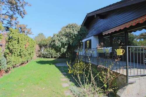Ruhige Lage! Haus mit Garten in Schwechat!