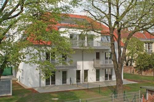 Gartenwohnung im Zentrum von Korneuburg