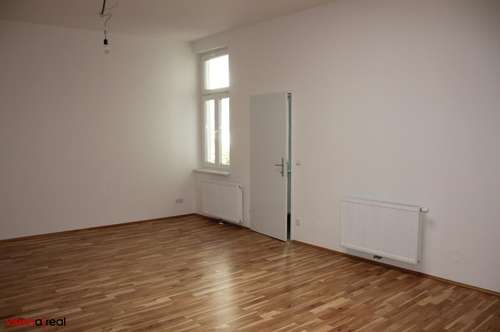 Neu sanierte geräumige 1 Zimmer Wohnung mit separater Küche nahe Yppenpark - unbefristet