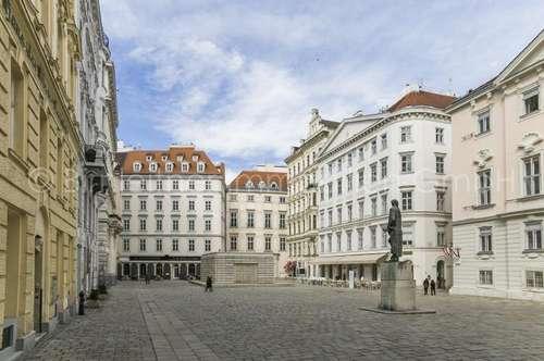3807 - Wunderschöner Blick auf Judenplatz