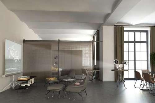Top 3.5 - LoftArt-iger Wohnraum für das Besondere