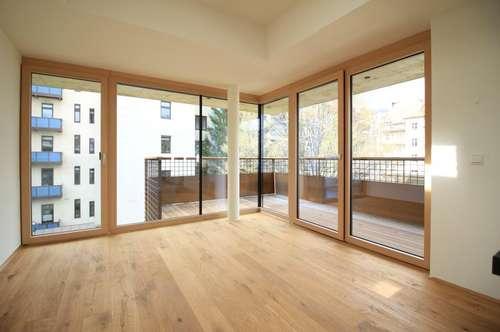 Erstbezug - Dachgeschosswohnung in bester Lage!