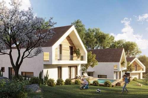 Haus 2: Schlüsselfertiges Einfamilienhaus mit Photovoltaikanlage *slf